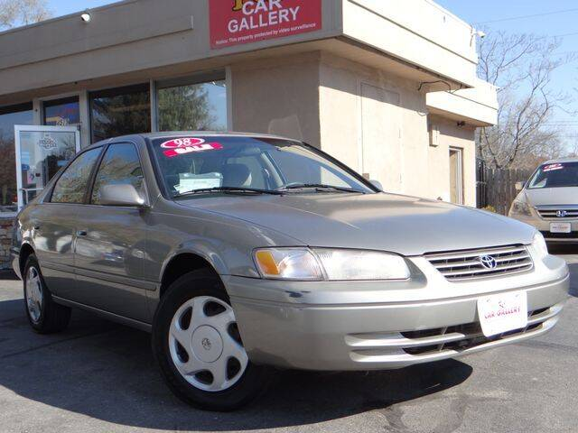 1998 Toyota Camry for sale at KC Car Gallery in Kansas City KS