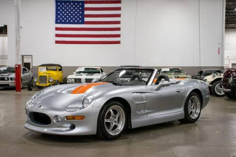 1999 Shelby Series One