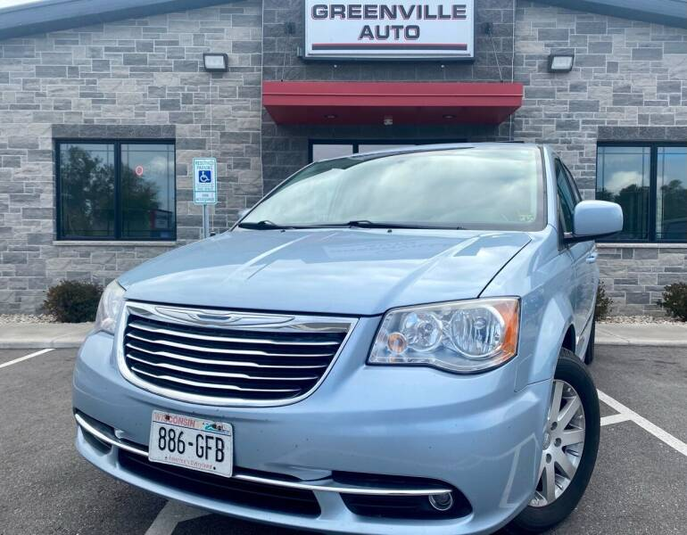 2012 Chrysler Town and Country for sale at GREENVILLE AUTO in Greenville WI