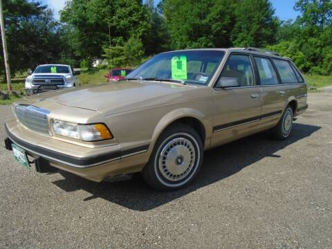 1993 Buick Century for sale at Wimett Trading Company in Leicester VT