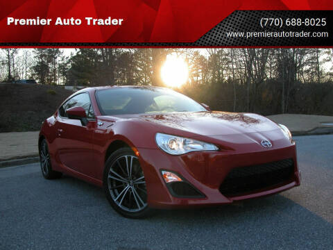 2013 Scion FR-S for sale at Premier Auto Trader in Alpharetta GA