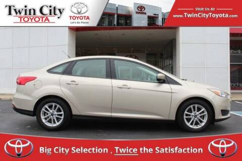 2018 Ford Focus for sale at Twin City Toyota in Herculaneum MO