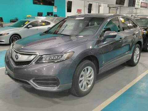 2017 Acura RDX for sale at Wheel Tech Motor Vehicle Sales in Maylene AL