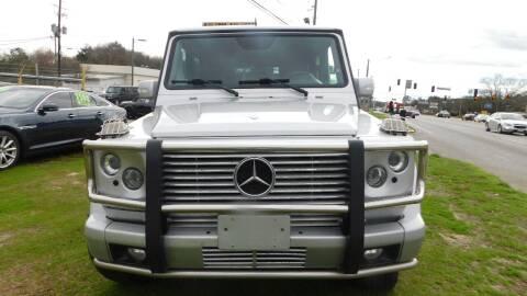 2005 Mercedes-Benz G-Class for sale at Atlanta Fine Cars in Jonesboro GA