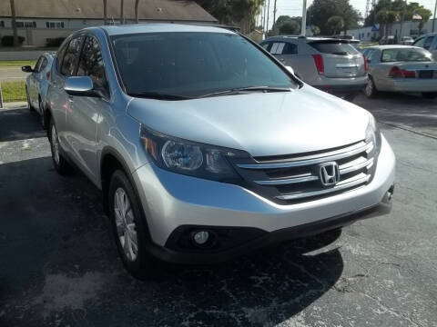 2014 Honda CR-V for sale at PJ's Auto World Inc in Clearwater FL