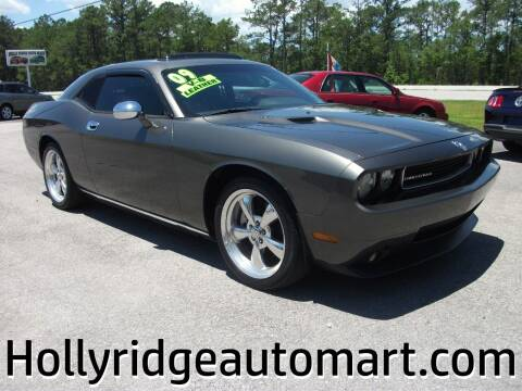 2009 Dodge Challenger for sale at Holly Ridge Auto Mart in Holly Ridge NC