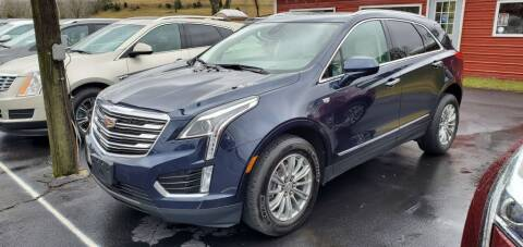 2017 Cadillac XT5 for sale at Gallia Auto Sales in Bidwell OH