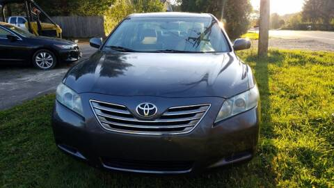 2008 Toyota Camry Hybrid for sale at D & M Auto Sales & Repairs INC in Kerhonkson NY