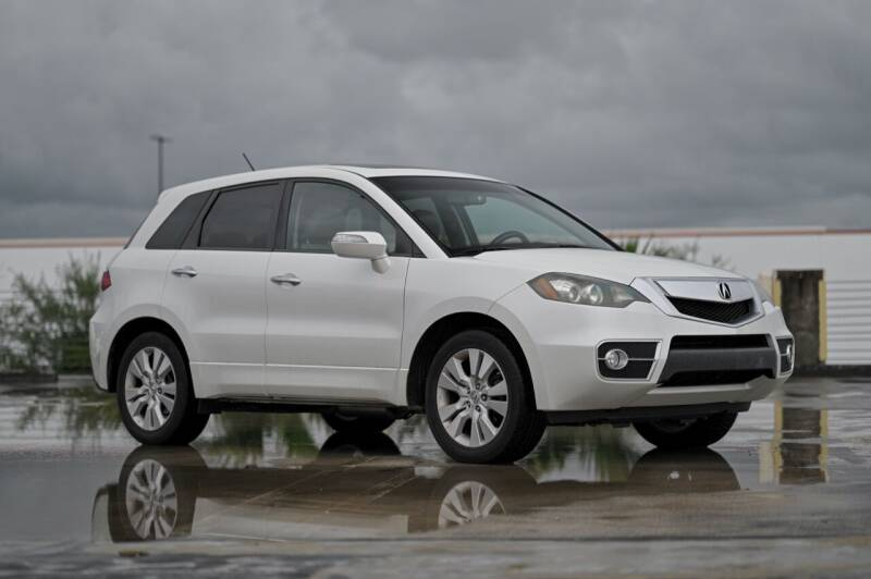 2011 Acura RDX for sale at EURO STABLE in Miami FL