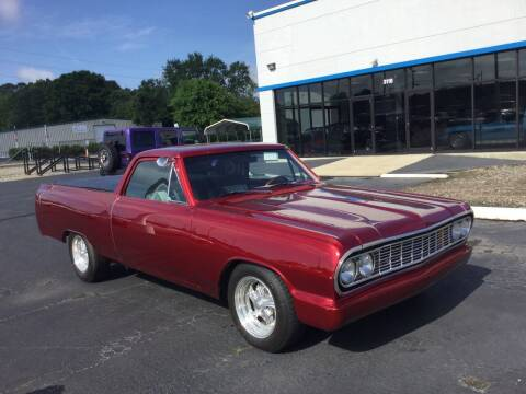 1964 Chevrolet El Camino for sale at Classic Connections in Greenville NC