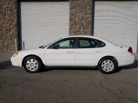 2003 Ford Taurus for sale at California Diversified Venture in Livermore CA