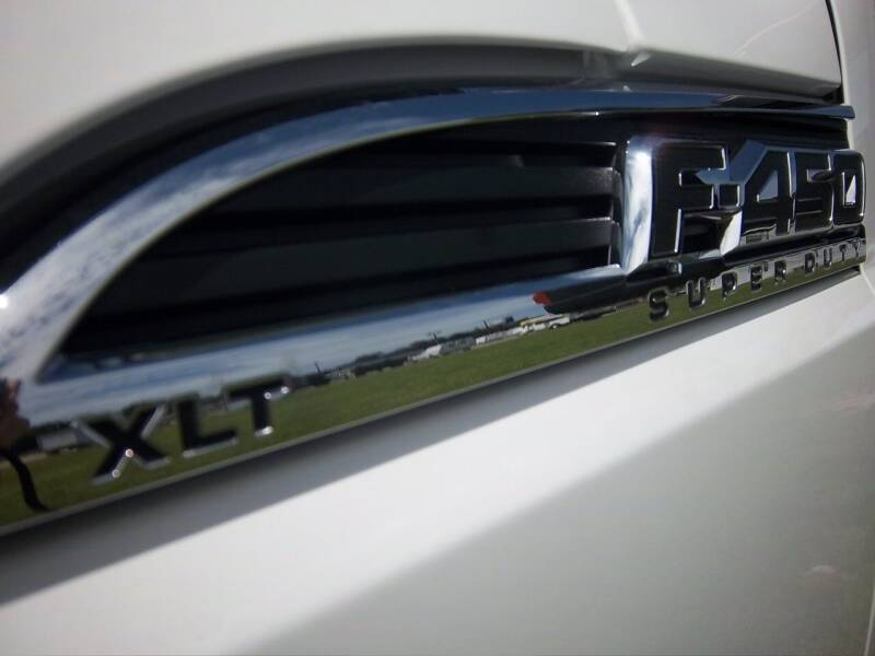 2012 Ford F450 XLT Extended Service Trk 4dr - Augusta GA