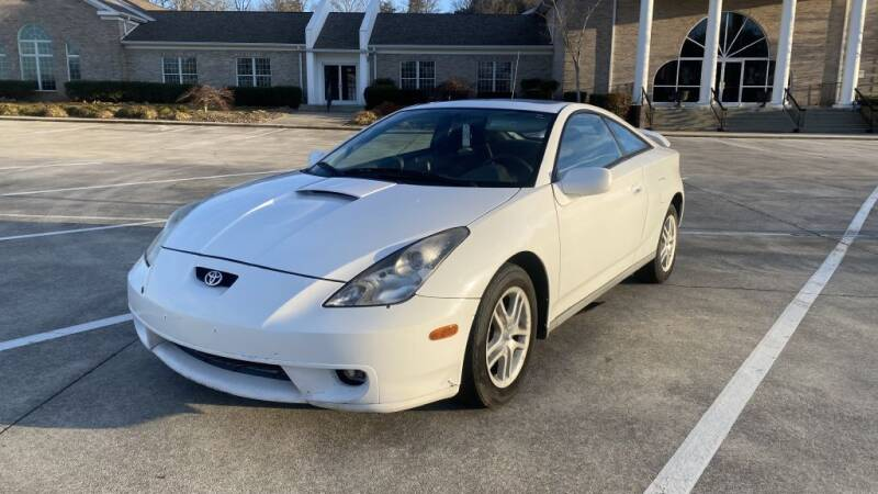2002 Toyota Celica for sale at 411 Trucks & Auto Sales Inc. in Maryville TN