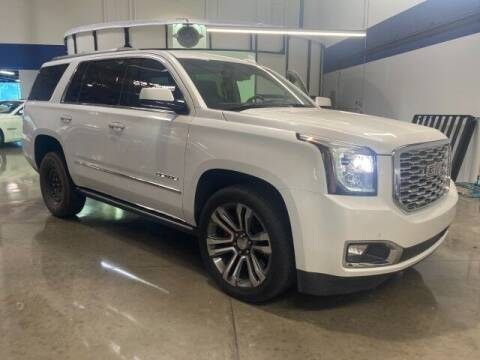 2019 GMC Yukon for sale at Autos by Jeff Scottsdale in Scottsdale AZ