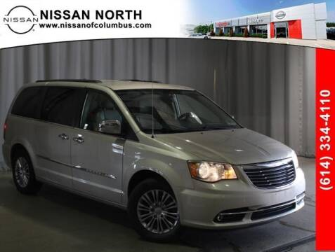2013 Chrysler Town and Country for sale at Auto Center of Columbus in Columbus OH