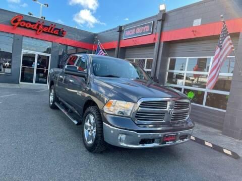 2016 RAM Ram Pickup 1500 for sale at Goodfella's  Motor Company in Tacoma WA