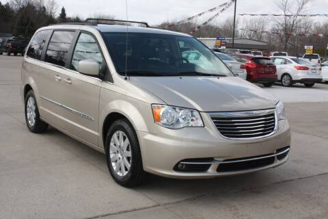 2016 Chrysler Town and Country for sale at Sandusky Auto Sales in Sandusky MI
