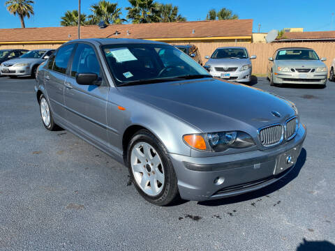 2005 BMW 3 Series for sale at ASTRO MOTORS in Houston TX