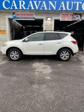 2012 Nissan Murano for sale at Caravan Auto in Cranston RI