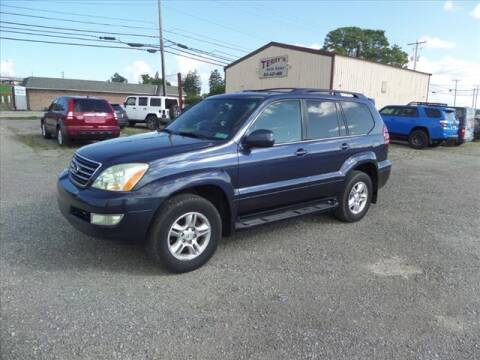 2005 Lexus GX 470 for sale at Terrys Auto Sales in Somerset PA