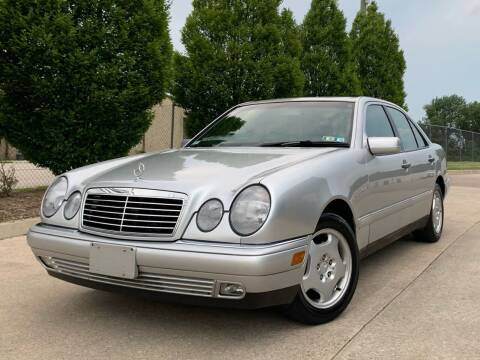 1998 Mercedes-Benz E-Class for sale at Car Expo US, Inc in Philadelphia PA