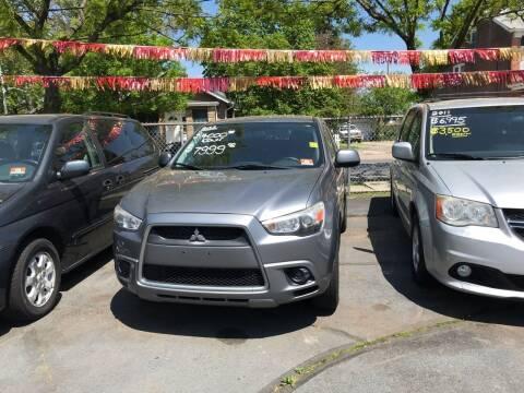 2011 Mitsubishi Outlander Sport for sale at Chambers Auto Sales LLC in Trenton NJ