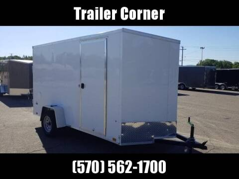 2022 Look Trailers STLC 6X12 - EXTRA HEIGHT