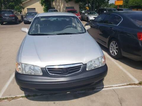 2000 Mazda 626 for sale at Bad Credit Call Fadi in Dallas TX