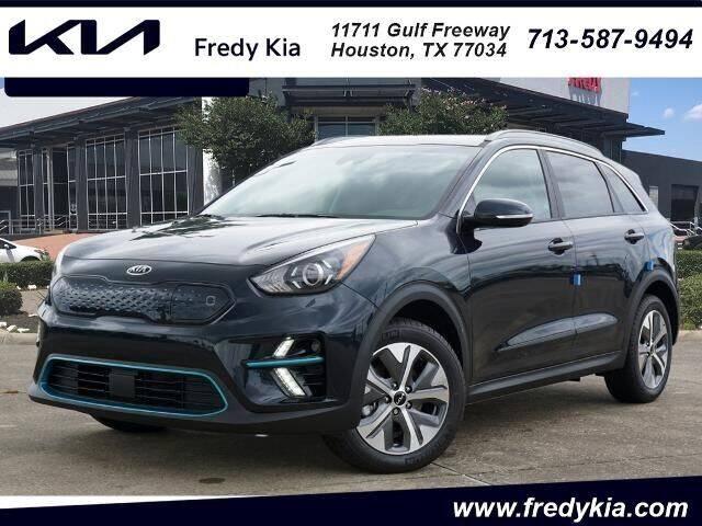 2021 Kia Niro EV for sale at FREDY KIA USED CARS in Houston TX