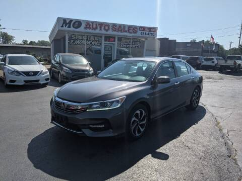 2017 Honda Accord for sale at Mo Auto Sales in Fairfield OH