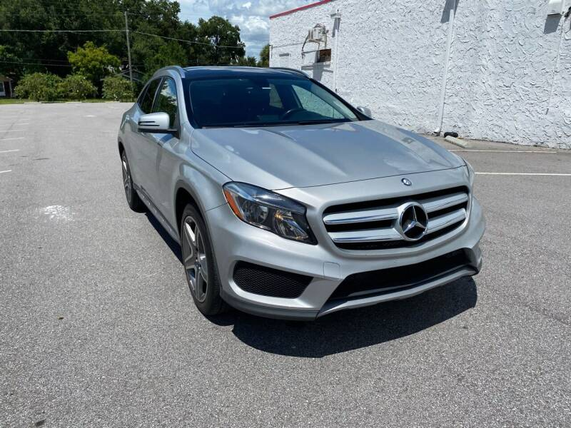 2015 Mercedes-Benz GLA for sale at Consumer Auto Credit in Tampa FL