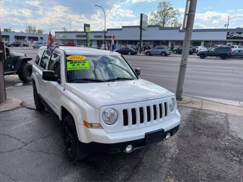 2012 Jeep Patriot for sale at JBA Auto Sales Inc in Stone Park IL
