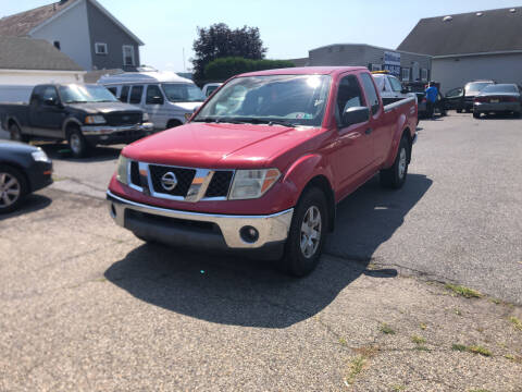 2005 Nissan Frontier for sale at 25TH STREET AUTO SALES in Easton PA
