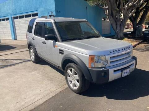 2005 Land Rover LR3 for sale at Del Mar Auto LLC in Los Angeles CA