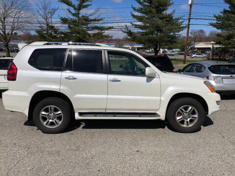 2008 Lexus GX 470 for sale at Matrone and Son Auto in Tallman NY