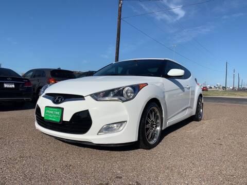 2014 Hyundai Veloster for sale at Primetime Auto in Corpus Christi TX