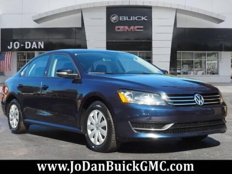 2013 Volkswagen Passat for sale at Jo-Dan Motors in Plains PA