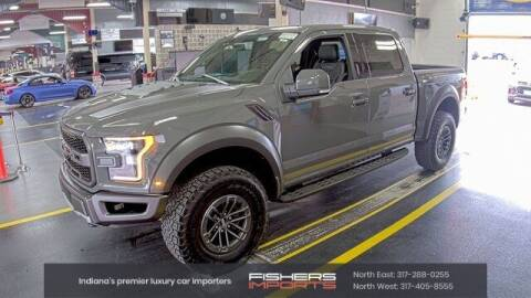 2020 Ford F-150 for sale at Fishers Imports in Fishers IN