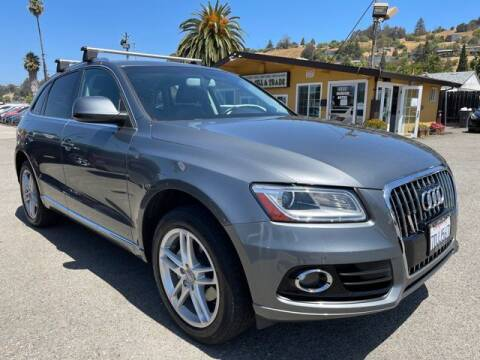 2014 Audi Q5 for sale at MISSION AUTOS in Hayward CA