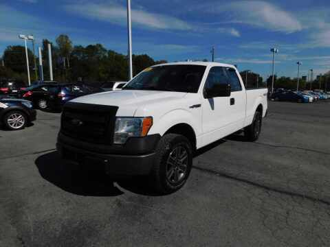 2013 Ford F-150 for sale at Paniagua Auto Mall in Dalton GA