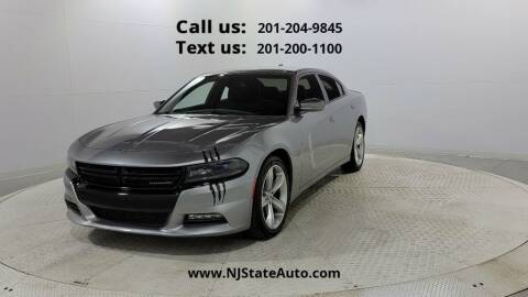 2018 Dodge Charger for sale at NJ State Auto Used Cars in Jersey City NJ