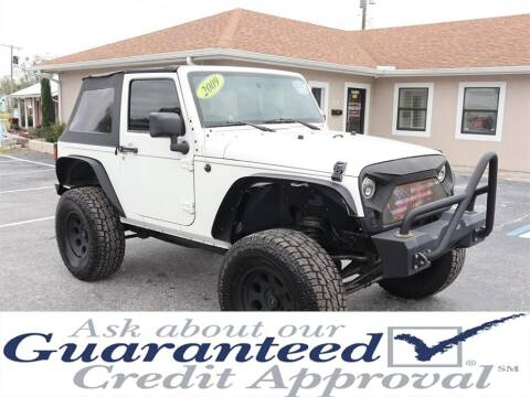 2009 Jeep Wrangler for sale at Universal Auto Sales in Plant City FL