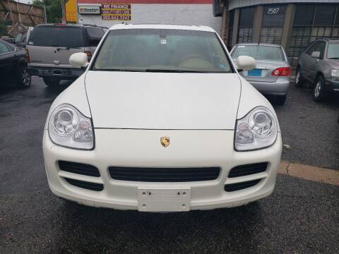 2005 Porsche Cayenne for sale at Jimmys Auto INC in Washington DC