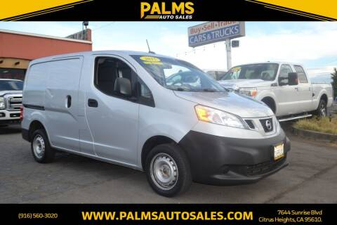 2015 Nissan NV200 for sale at Palms Auto Sales in Citrus Heights CA