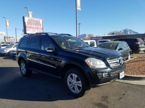 2008 Mercedes-Benz GL-Class for sale at ATLAS MOTORS INC in Salt Lake City UT