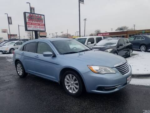 2013 Chrysler 200 for sale at ATLAS MOTORS INC in Salt Lake City UT