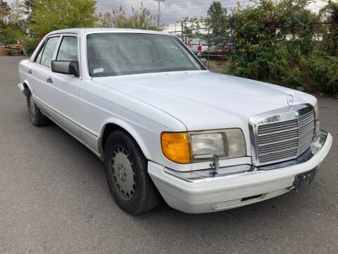 1991 Mercedes-Benz 350-Class for sale at Z Motorz Company in Philadelphia PA