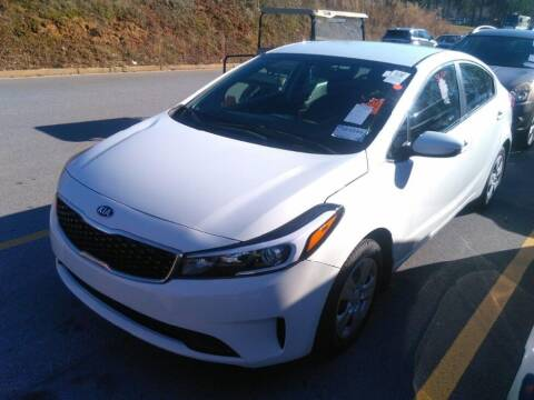 2017 Kia Forte for sale at Florida Fine Cars - West Palm Beach in West Palm Beach FL