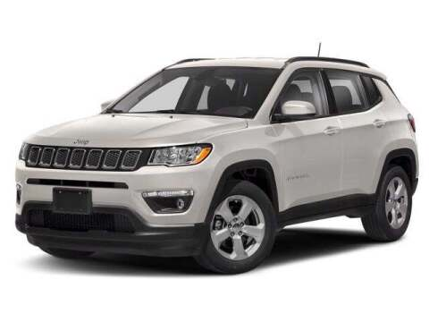 2019 Jeep Compass for sale at North Olmsted Chrysler Jeep Dodge Ram in North Olmsted OH