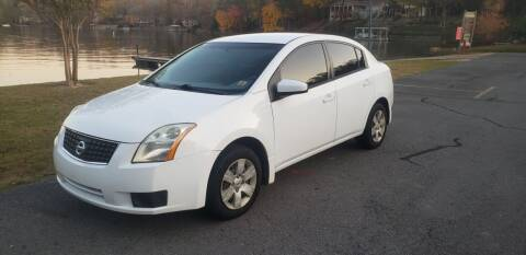 2007 Nissan Sentra for sale at Village Wholesale in Hot Springs Village AR